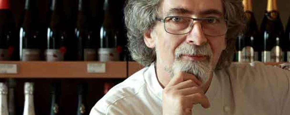 Malore improvviso per lo chef del Balzer In gravi condizioni Vittorio Fusari