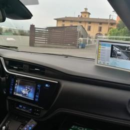 Non assicurato e recidivo: scappa  Ponte San Pietro, multa di quasi 3 mila €