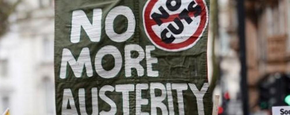 Non sono stati anni di austerità