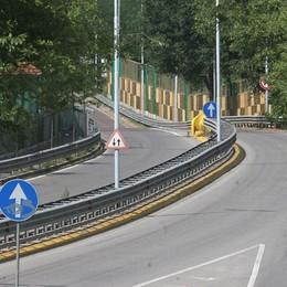 Nuove barriere per sicurezza e antirumore Piano da 700 mila euro in 6 punti della città