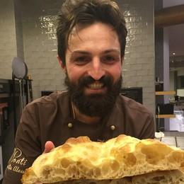 Pizze e panettoni, vince Bergamo La critica premia il mago dei lieviti