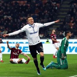 Punti importanti contro il Milan Atalanta, rientrano Gomez e Ilicic