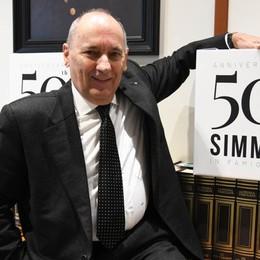 Simmy, 50 anni e un grande cuore Ai dipendenti in dono il 49% delle quote