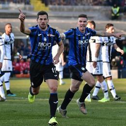 Atalanta, una sola parola, impressionante!  Altri 5 gol al Parma. Perle di Gomez e Ilicic (2) poi Freuler e Gosens