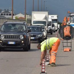 Bergamo, 600 mila euro per la sicurezza In estate saranno sistemati quattro ponti