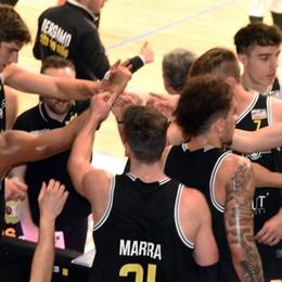 Bergamo Basket, la vittoria è arrivata  Nessun trionfalismo ma avanti tutta