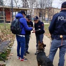 Bergamo, controlli fuori dalle scuole 42 persone identificate, 3 espulsi