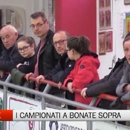 Bocce - A Bonate Sopra i campionati italiani