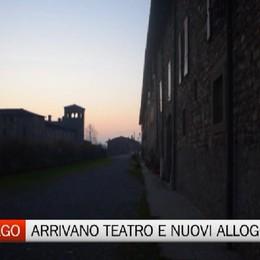 Cavernago - In arrivo nuovi alloggi e un teatro