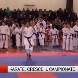 Csi - Aumentano gli appassionati di karate
