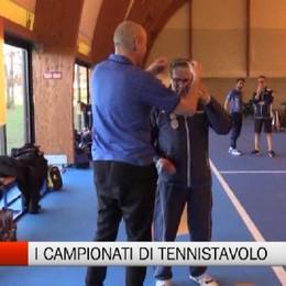 Csi - Il Tennistavolo a Presezzo