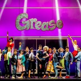Grease fa ballare anche Bergamo Venerdì 10 gennaio al Creberg Teatro