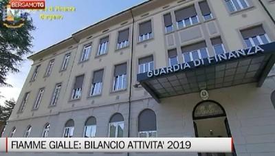 Guardia di Finanaza di Bergamo, il bilancio del 2019