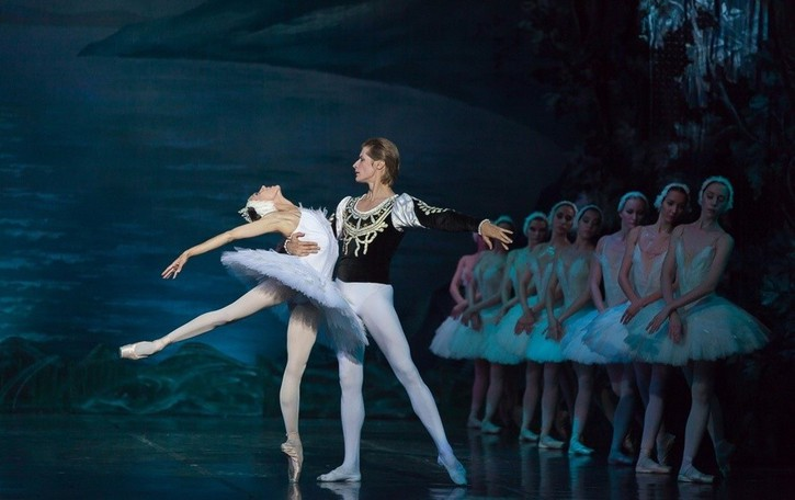Il balletto russo arriva a Bergamo  Il Lago dei Cigni al Creberg Teatro
