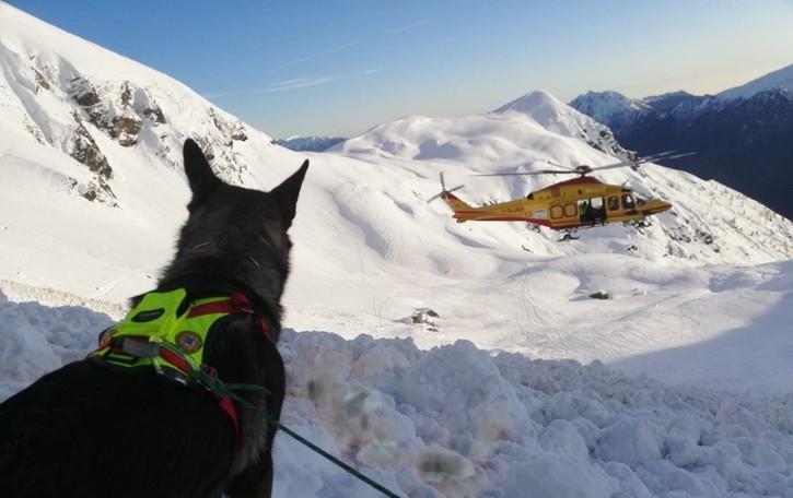 L'appello del Soccorso alpino «Attenti al ghiaccio in montagna»