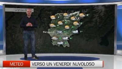 Meteo, le previsioni per venerdì 10 gennaio
