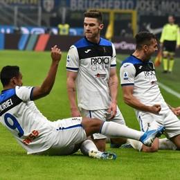 Questa è una grande Atalanta, mette all'angolo l'Inter, recupera e sbaglia un rigore: è 1-1