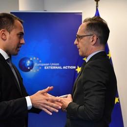 Sicurezza europea non basta delegare