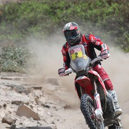 Tragedia alla Dakar, muore Goncalves Prosegue la corsa per i bergamaschi