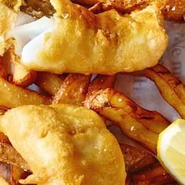 Un grande classico Fish and chips