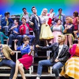 Un tuffo nel musical Al Creberg c'è «Grease»