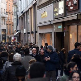 Ztl di Natale, 650 mila in centro «Ora più fondi per i negozi 4.0»