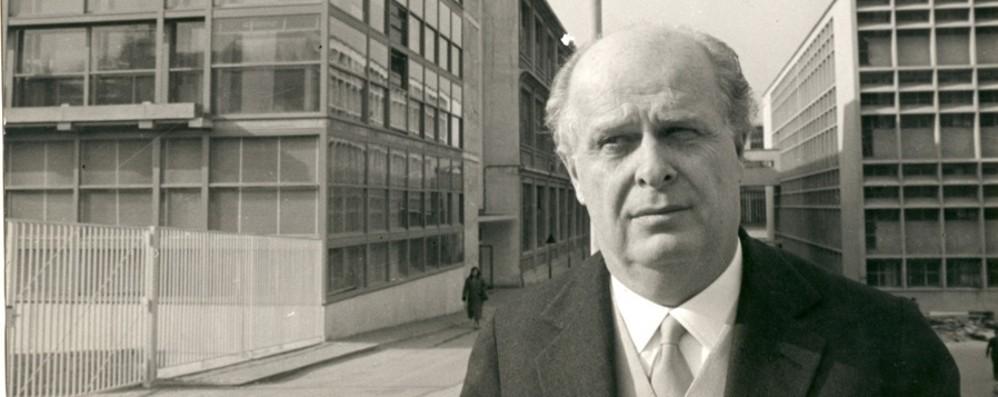 Adriano Olivetti, imprenditore «illuminato» Democrazia economica, etica e bellezza