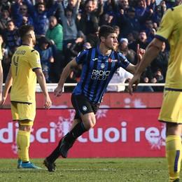 Atalanta, che prova di carattere! Due volte in svantaggio, poi al 48' stende il Verona (3-2)