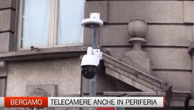 Bergamo: investito un milione per la videosorveglianza
