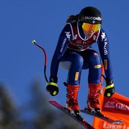 «Io, il cancelletto, gli sci e la Neve» Sofia è pronta per la Libera in Canada