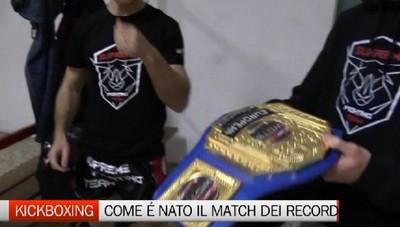 Luca Mameli racconta come è nato il match dei record