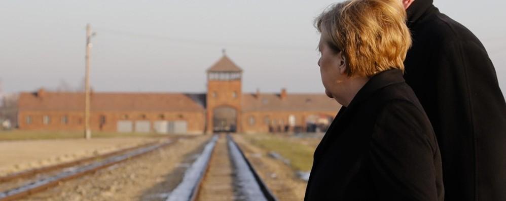 Messaggio della Merkel all'Europa smarrita