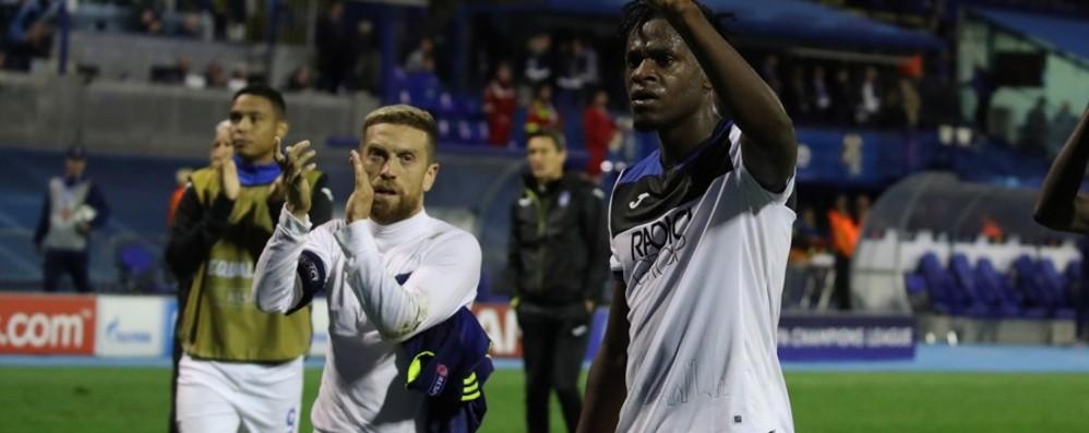 Zapata, un calcio alle polemiche  «Non rientro perché non sono guarito»