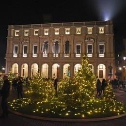 Dalla Corsarola a piazza Vecchia - Foto Che meraviglia Città Alta illuminata a festa