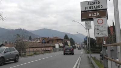 Alzano Lombardo, nuove telecamere e rotatorie