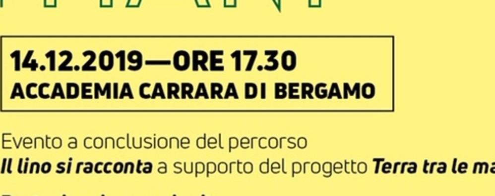 Il «lino» all'asta in Accademia Carrara Appuntamento sabato 14 dicembre