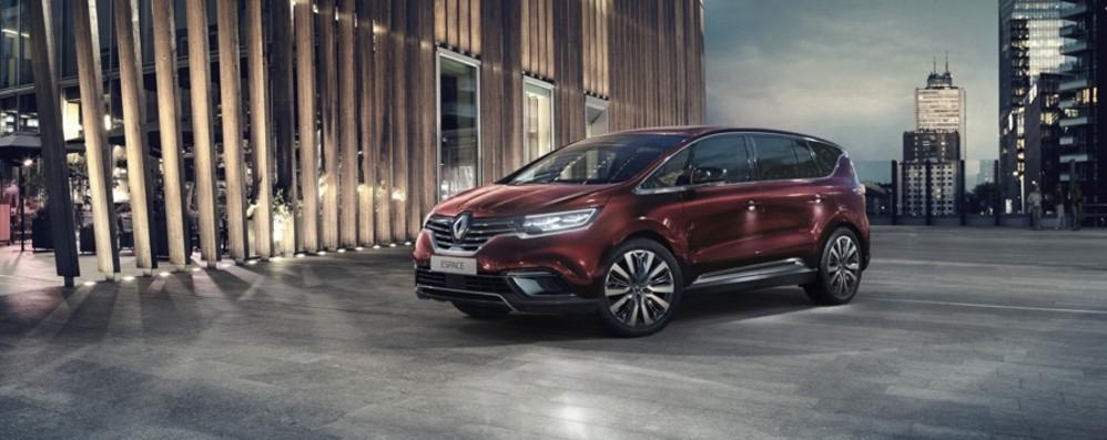 Renault Espace Design e confort