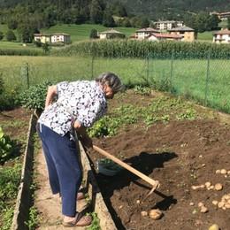Rina torna a funghi all'età di 87 anni grazie alla microvalvola nel cuore