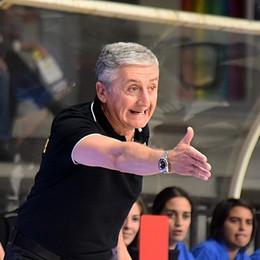 Tiri liberi sul basket orobico Coach Calvani: ci salveremo