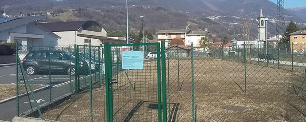 Area cani scambiata per toilette A Casazza scattano le fototrappole