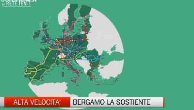 Da Bergamo un Sì Tav,documento coingiunto per sostenere le grandi opere
