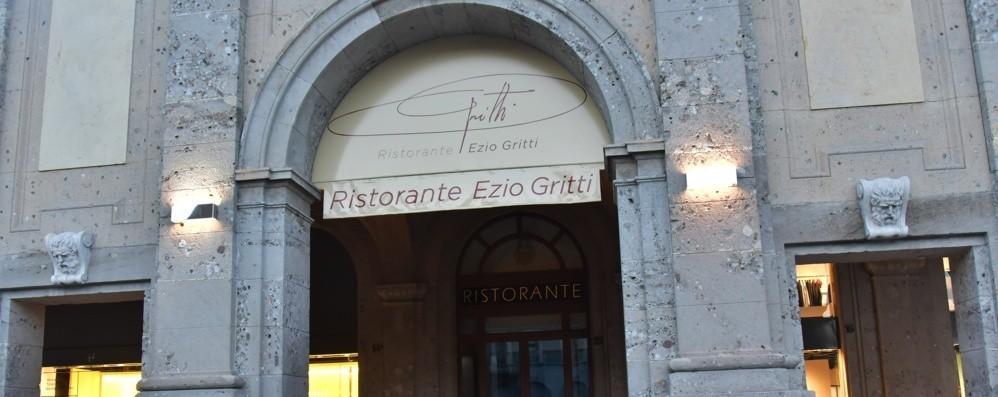 Via lo  chef Gritti, chiude il ristorante  Si spegne una luce sul Sentierone