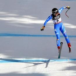 Mondiali di sci, niente medaglia per Sofia «Interpretato male la discesa»