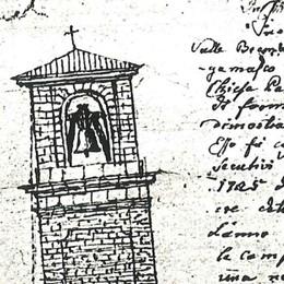 Il campanile di Brembilla? Pendeva più di quello di Pisa
