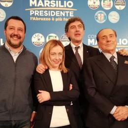 Dopo il voto in Abruzzo Avanti così, per ora