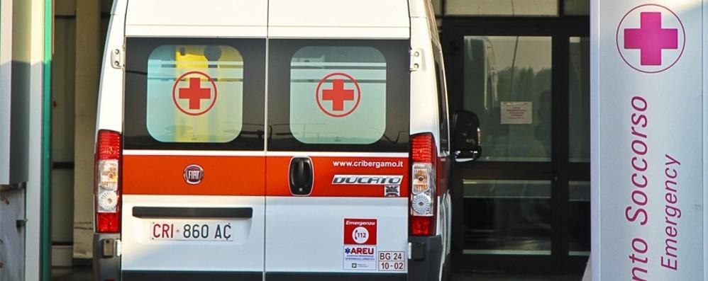 Incidente sull'Asse a Bergamo -Video Code all'altezza del casello dell'A4