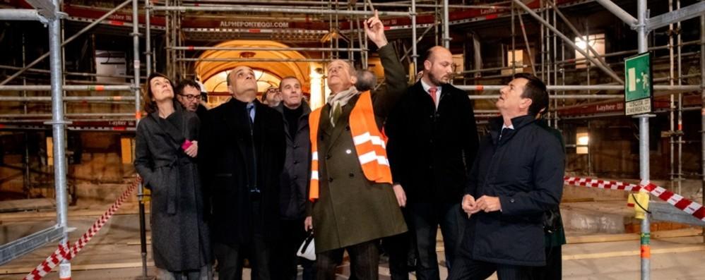 Investimenti per far crescere la cultura Il ministro studia il modello Bergamo