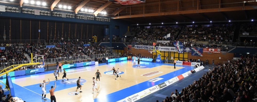 Tiri liberi sul basket orobico Remer 5 vittorie, Bergamo 4 ko