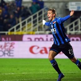 Atalanta, Castagne:« Milan partita  da 6 punti, Suso si batte attaccandolo»