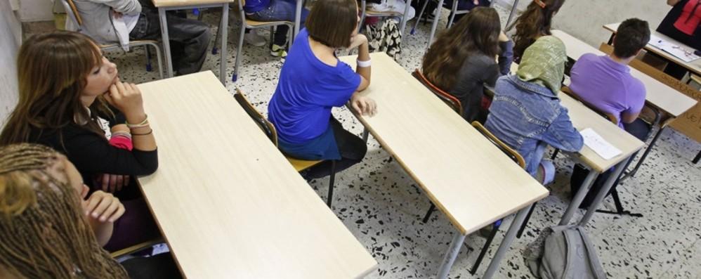 Bergamo 2019: fuga dalla scuola Con «quota 100» rischio cattedre vuote